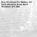 -Silvertown Fire Station, 303 North Woolwich Road, North Woolwich, E16 2BG