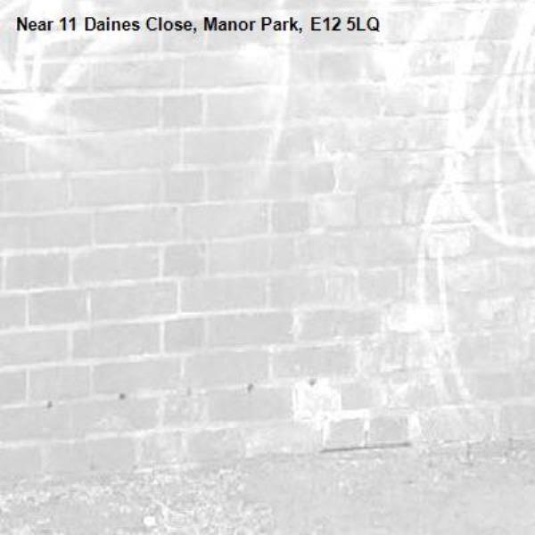 -11 Daines Close, Manor Park, E12 5LQ
