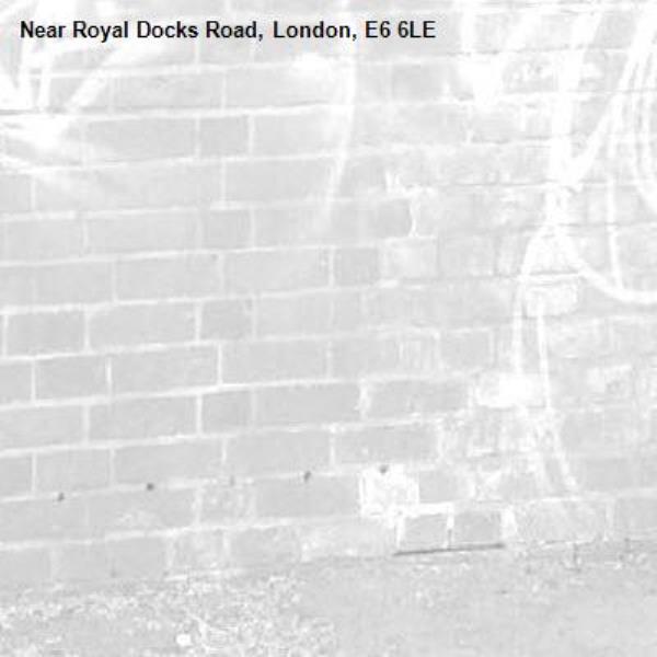 -Royal Docks Road, London, E6 6LE