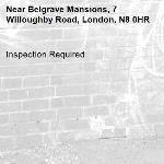 Inspection Required-Belgrave Mansions, 7 Willoughby Road, London, N8 0HR