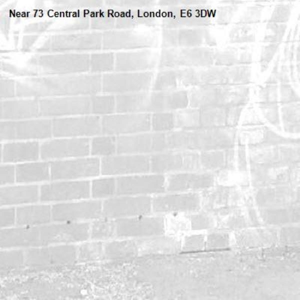 -73 Central Park Road, London, E6 3DW
