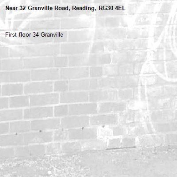 First floor 34 Granville -32 Granville Road, Reading, RG30 4EL