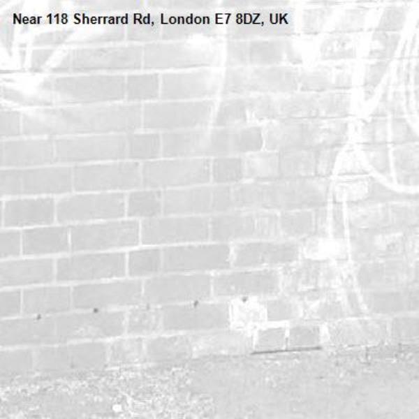 -118 Sherrard Rd, London E7 8DZ, UK