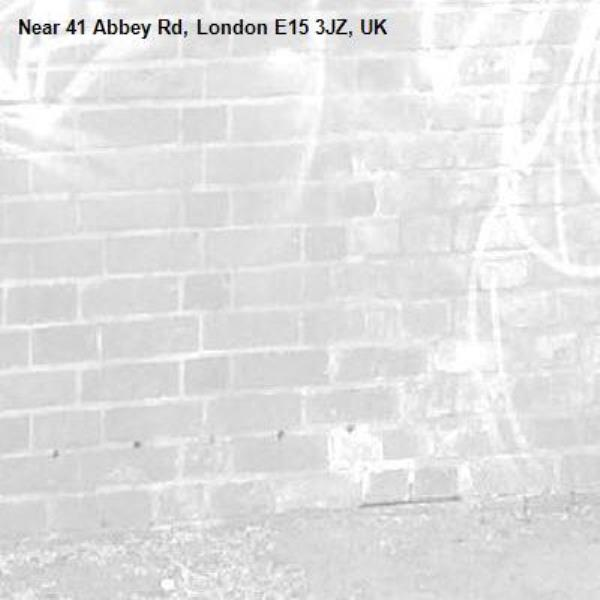 -41 Abbey Rd, London E15 3JZ, UK