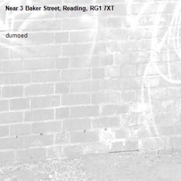 dumoed-3 Baker Street, Reading, RG1 7XT