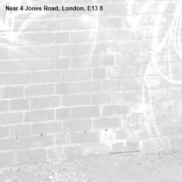 -4 Jones Road, London, E13 8