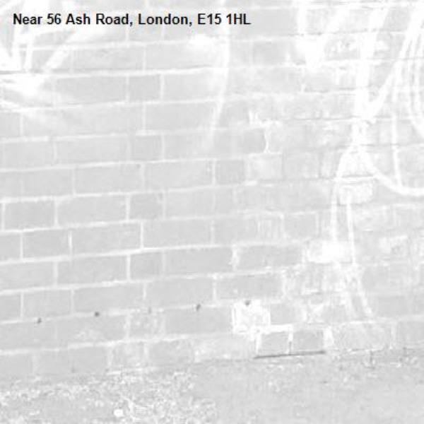 -56 Ash Road, London, E15 1HL