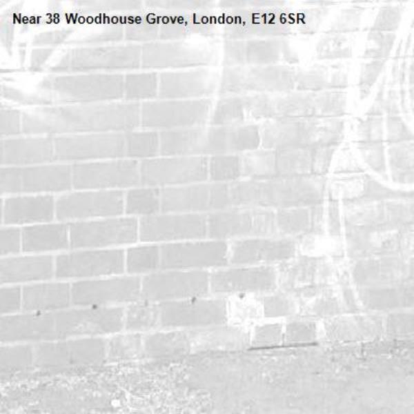 -38 Woodhouse Grove, London, E12 6SR