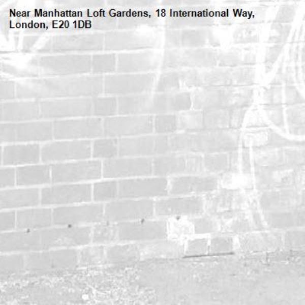 -Manhattan Loft Gardens, 18 International Way, London, E20 1DB