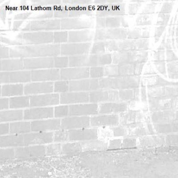 -104 Lathom Rd, London E6 2DY, UK