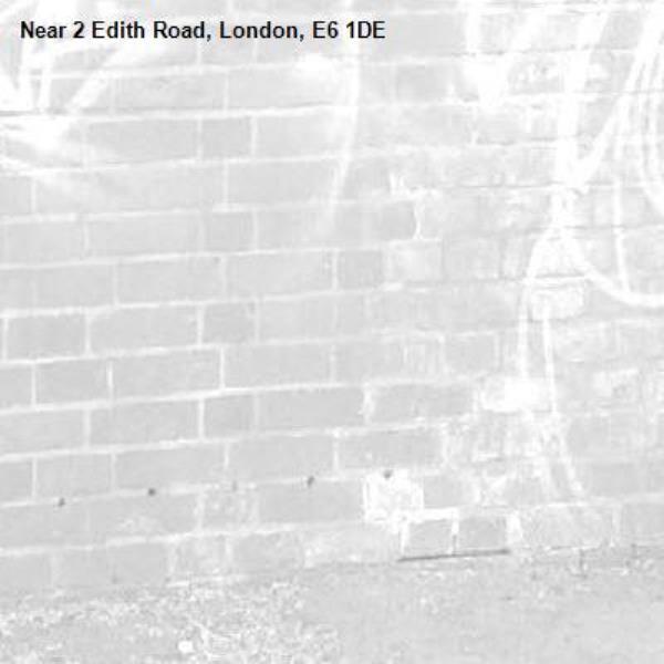 -2 Edith Road, London, E6 1DE