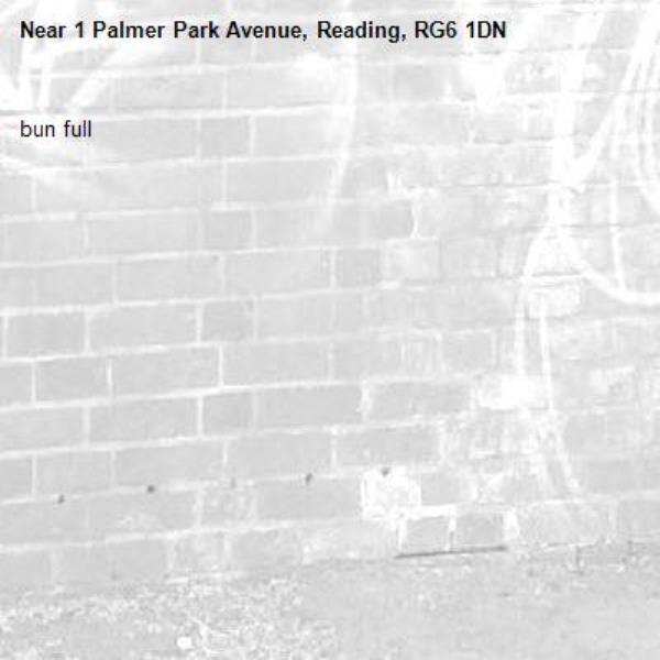 bun full-1 Palmer Park Avenue, Reading, RG6 1DN