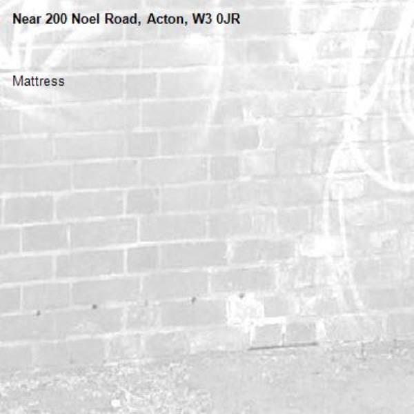 Mattress-200 Noel Road, Acton, W3 0JR