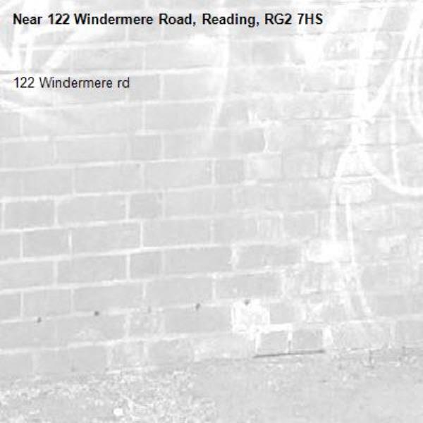 122 Windermere rd-122 Windermere Road, Reading, RG2 7HS