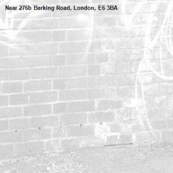 -276b Barking Road, London, E6 3BA