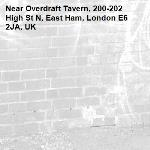 -Overdraft Tavern, 200-202 High St N, East Ham, London E6 2JA, UK