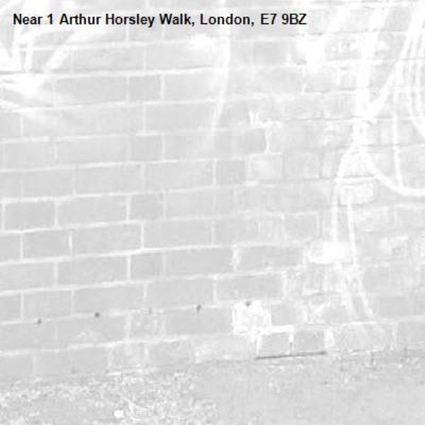 -1 Arthur Horsley Walk, London, E7 9BZ