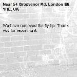 We have removed the fly-tip. Thank you for reporting it.-54 Grosvenor Rd, London E6 1HE, UK