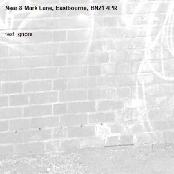test ignore-8 Mark Lane, Eastbourne, BN21 4PR