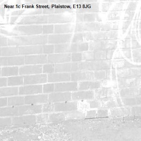 -1c Frank Street, Plaistow, E13 8JG