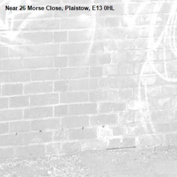 -26 Morse Close, Plaistow, E13 0HL