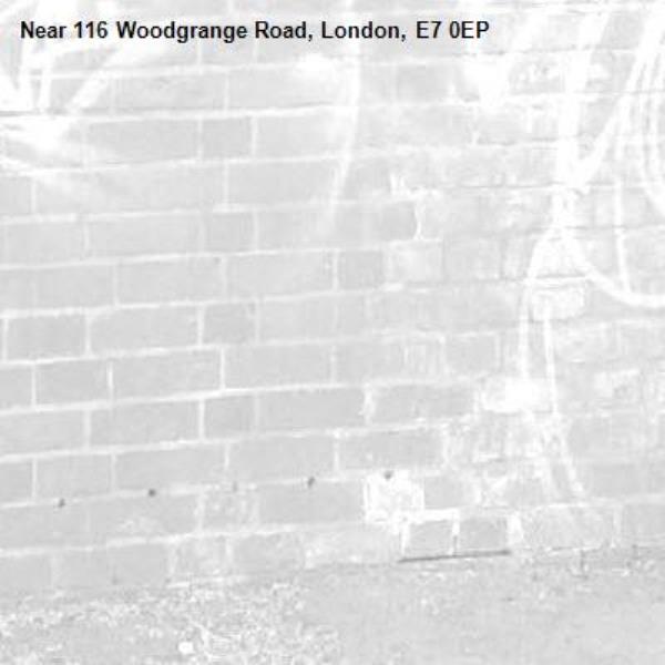-116 Woodgrange Road, London, E7 0EP