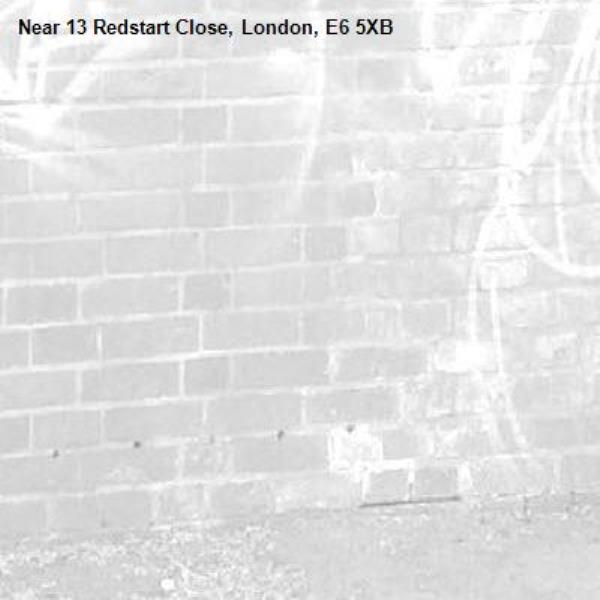 -13 Redstart Close, London, E6 5XB