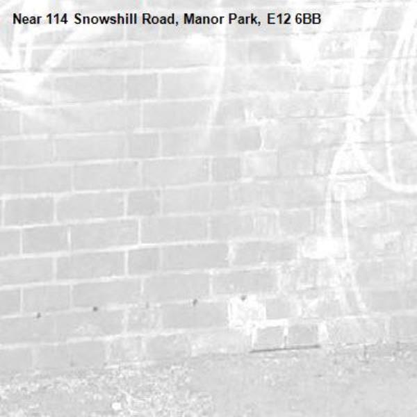 -114 Snowshill Road, Manor Park, E12 6BB