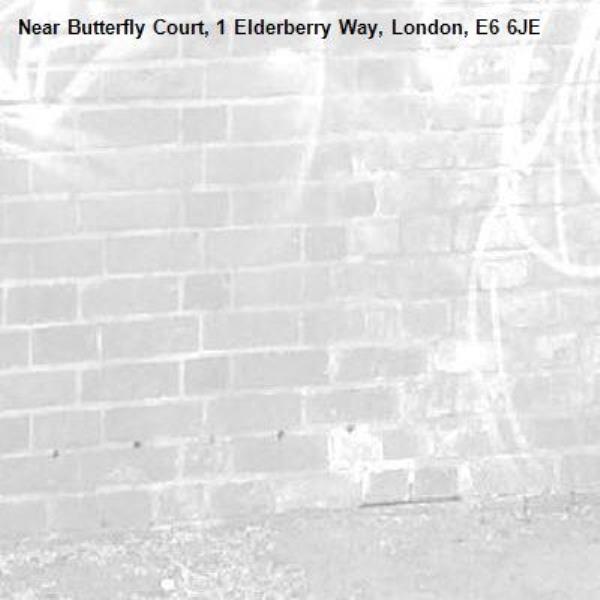 -Butterfly Court, 1 Elderberry Way, London, E6 6JE