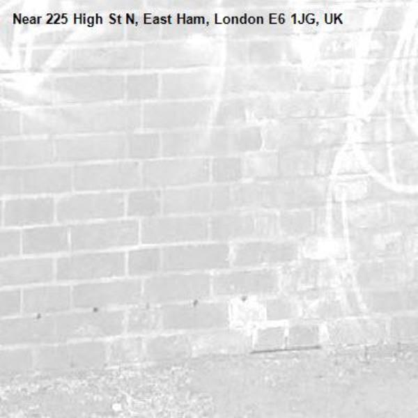 -225 High St N, East Ham, London E6 1JG, UK