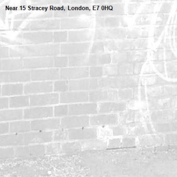 -15 Stracey Road, London, E7 0HQ