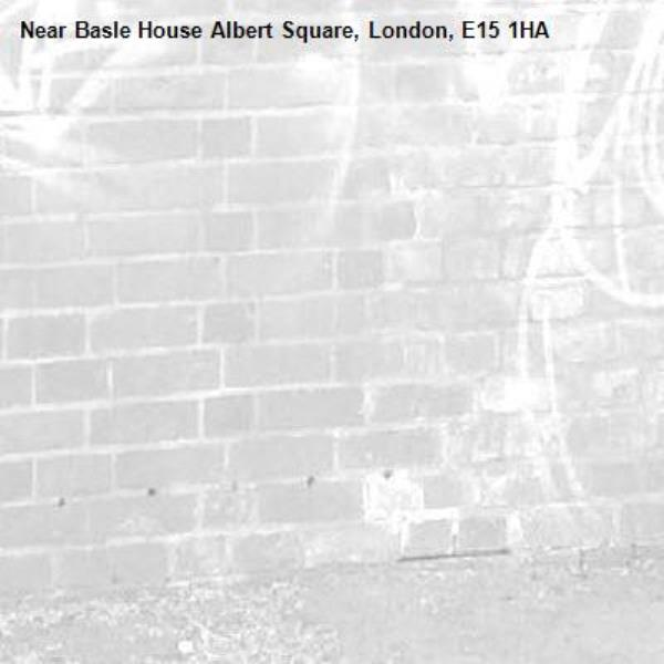-Basle House Albert Square, London, E15 1HA