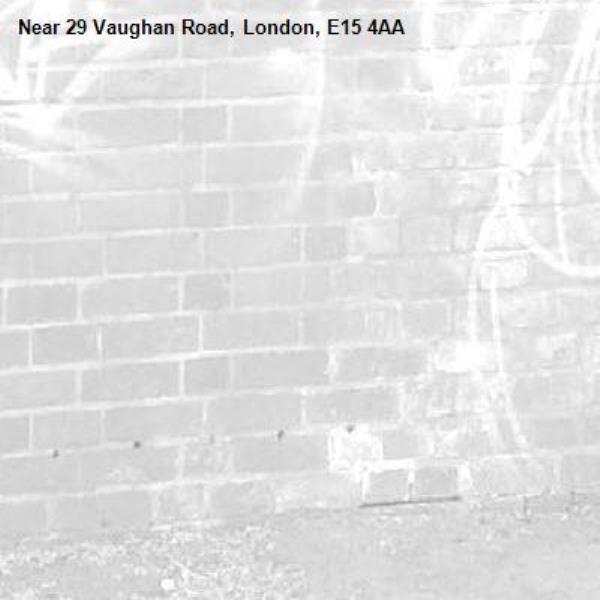 -29 Vaughan Road, London, E15 4AA