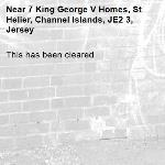 This has been cleared-7 King George V Homes, St Helier, Channel Islands, JE2 3, Jersey