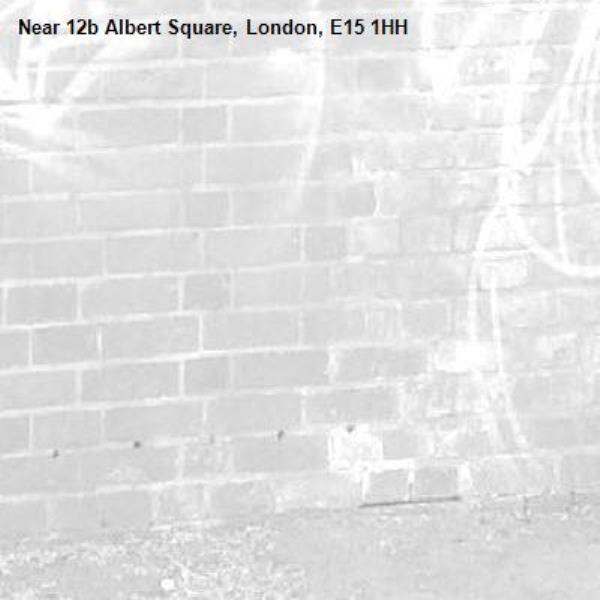 -12b Albert Square, London, E15 1HH