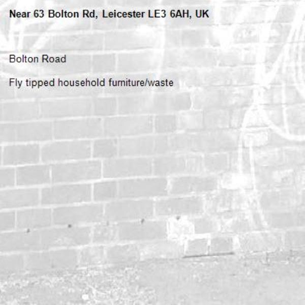 67 bolton rd. absolute joke-63 Bolton Rd, Leicester LE3 6AH, UK