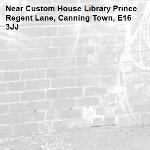 -Custom House Library Prince Regent Lane, Canning Town, E16 3JJ