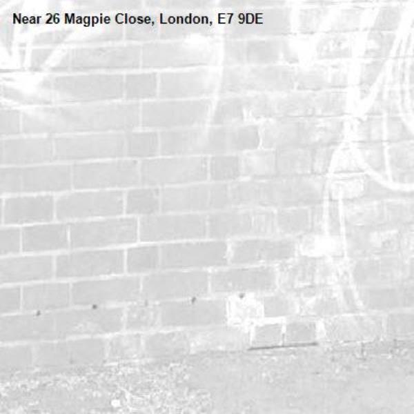 -26 Magpie Close, London, E7 9DE