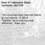 This issue has been resolved thanks to your reports. 13.06.19