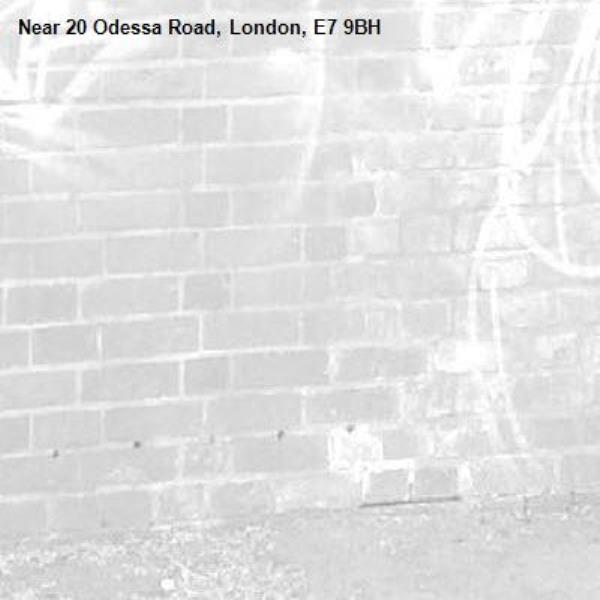 -20 Odessa Road, London, E7 9BH