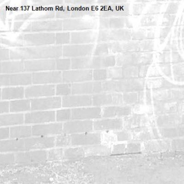 -137 Lathom Rd, London E6 2EA, UK