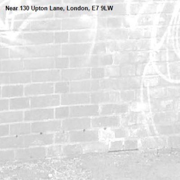 -130 Upton Lane, London, E7 9LW