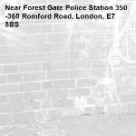 -Forest Gate Police Station 350-360 Romford Road, London, E7 8BS