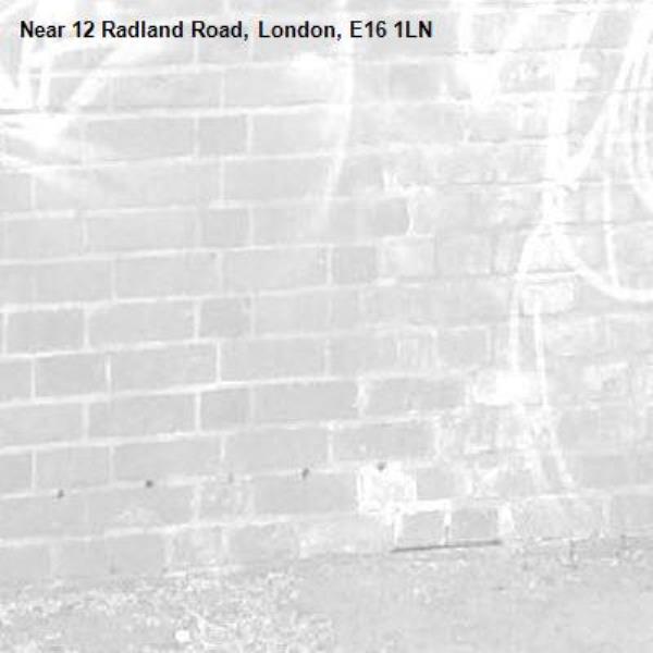 -12 Radland Road, London, E16 1LN