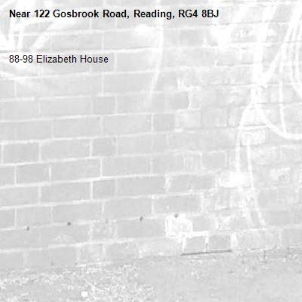 88-98 Elizabeth House -122 Gosbrook Road, Reading, RG4 8BJ