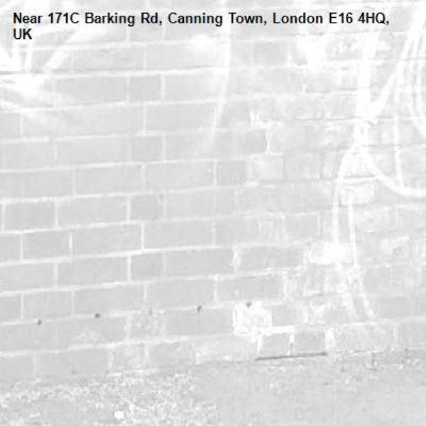-171C Barking Rd, Canning Town, London E16 4HQ, UK