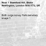 Both lodge Abney Park cemetery  image 1-1 Stamford Hill, Stoke Newington, London N16 5TU, UK