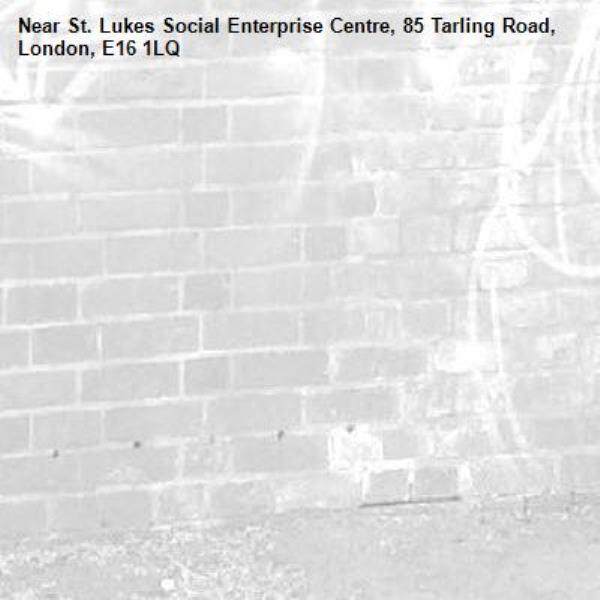 -St. Lukes Social Enterprise Centre, 85 Tarling Road, London, E16 1LQ