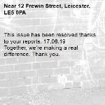 This issue has been resolved thanks to your reports. 17.06.19