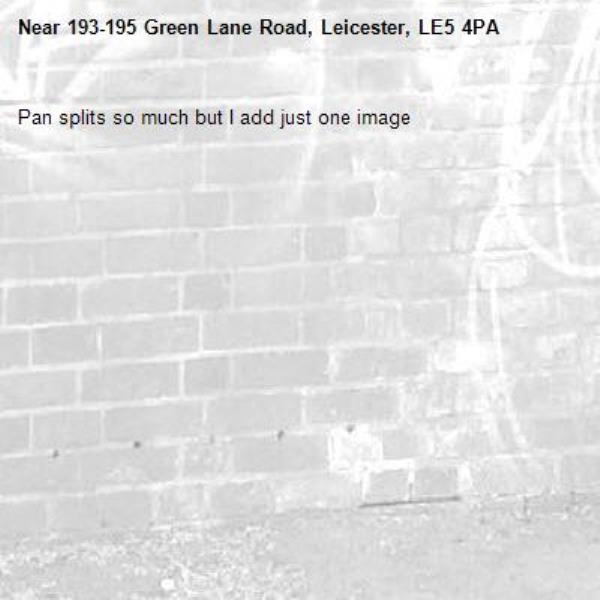 Pan splits so much but I add just one image -193-195 Green Lane Road, Leicester, LE5 4PA